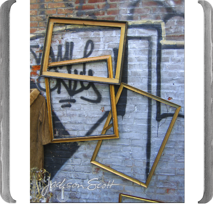 GRAFFITTI FRAMES, New York